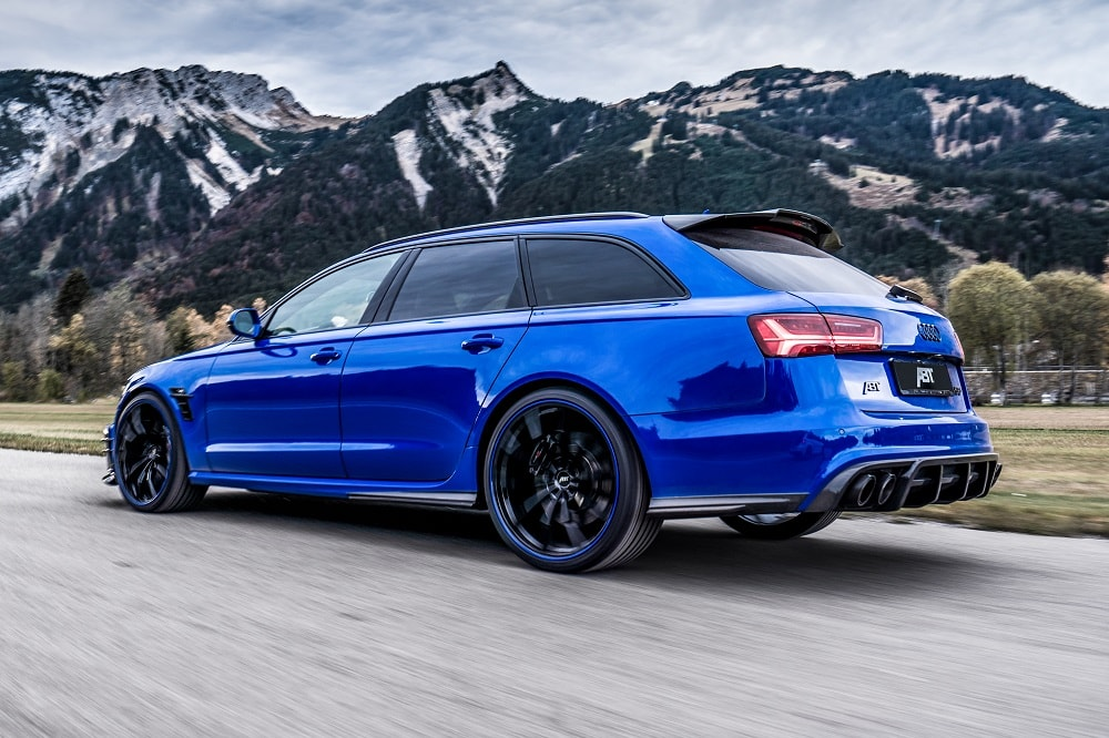 Abt Rs6 Nogaro Edition Is 735 Pk Sterke One Off 2018