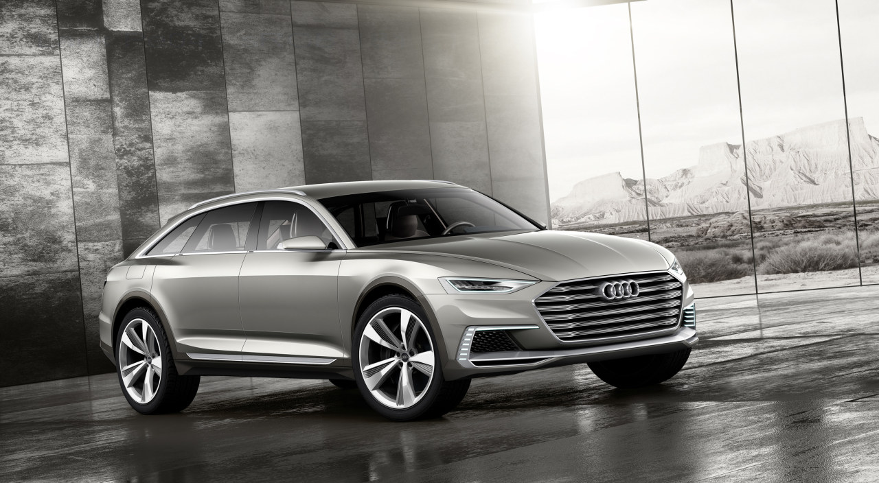 Audi Concepts Prologue Allroad