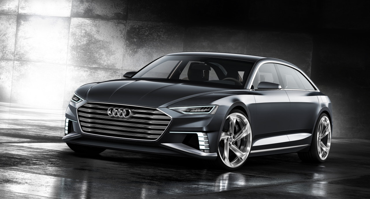 Audi Concepts Prologue Avant