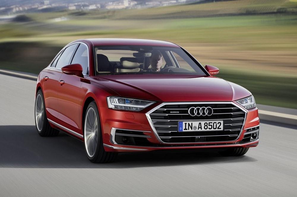 Audi A8 2019 Afmetingen Autotijdbe