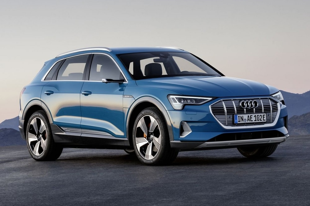Audi E Tron 2019 Afmetingen Autotijdbe