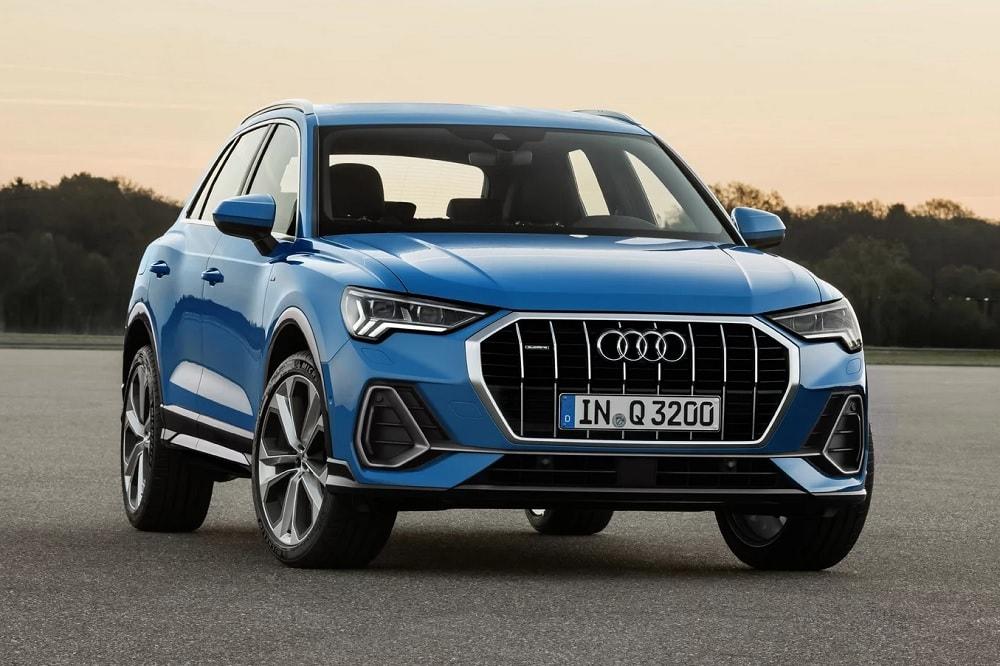 Audi Q3 2019 Afmetingen Autotijdbe