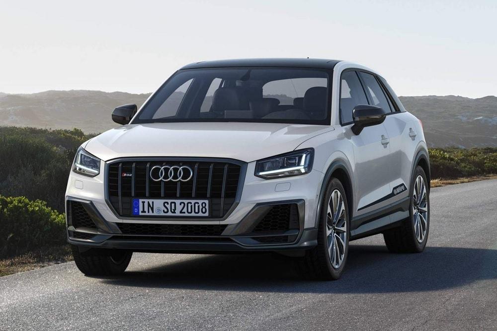 Afmetingen Audi Q2 2019 Sq2 Quattro 300 Pk Benzine 7 Traps S Tronic
