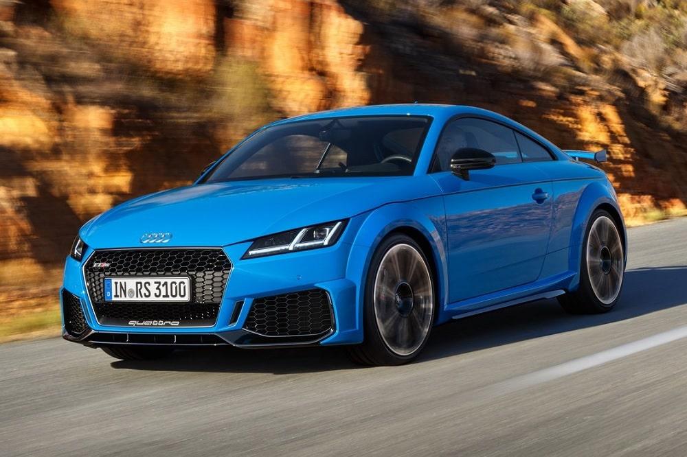 Audi Tt Coupé 2019 Afmetingen Autotijdbe