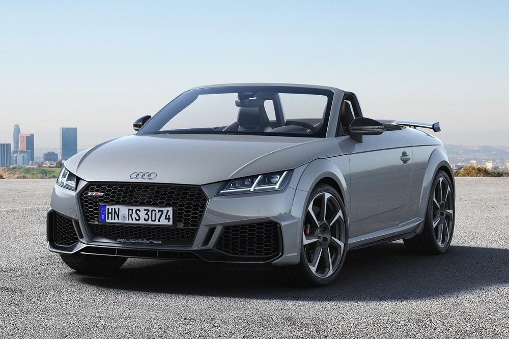 Audi Tt Roadster 2019 Afmetingen Autotijdbe