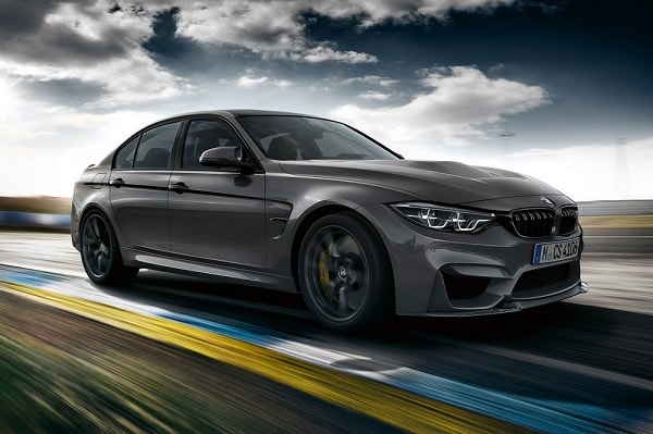 Nieuwe BMW M3 CS is 460 pk sterke berline