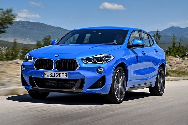 BMW X2 is officieel