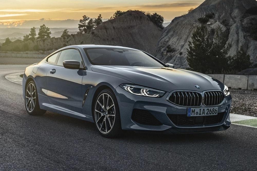 Foto's BMW 8 Reeks Coupé 2018 - Autotijd.be