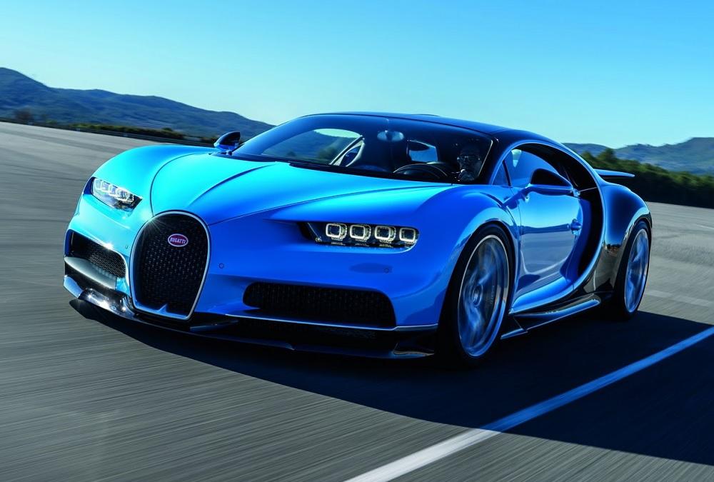 De nieuwe Bugatti Chiron: alle info en foto's - nieuws ...