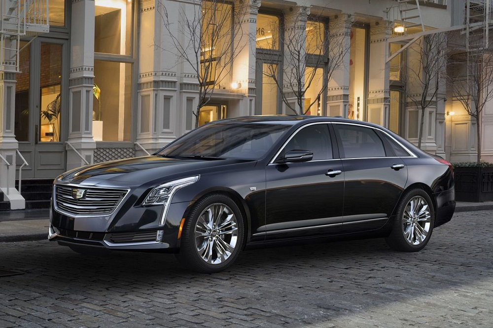 Cadillac onthult nieuwe CT6 in New York