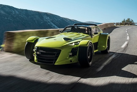 Donkervoort onthult Bare Naked Carbon Edition and Race Edition van D8 GTO-RS