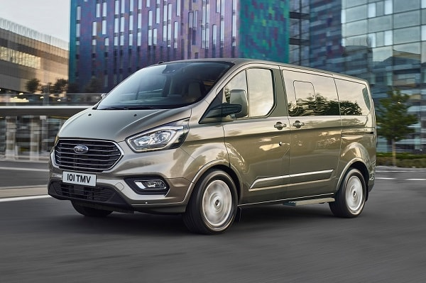Opgefriste Ford Tourneo Custom is officieel
