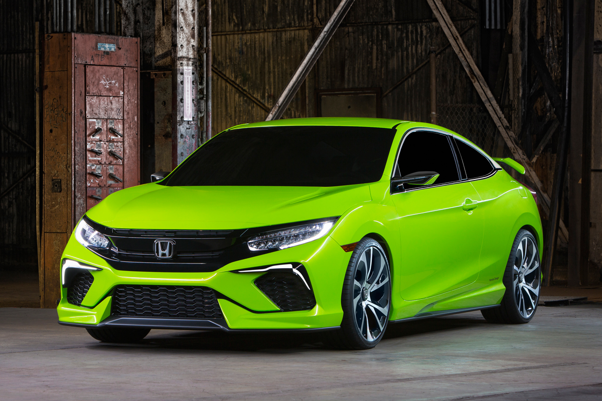 Honda Concepts Civic