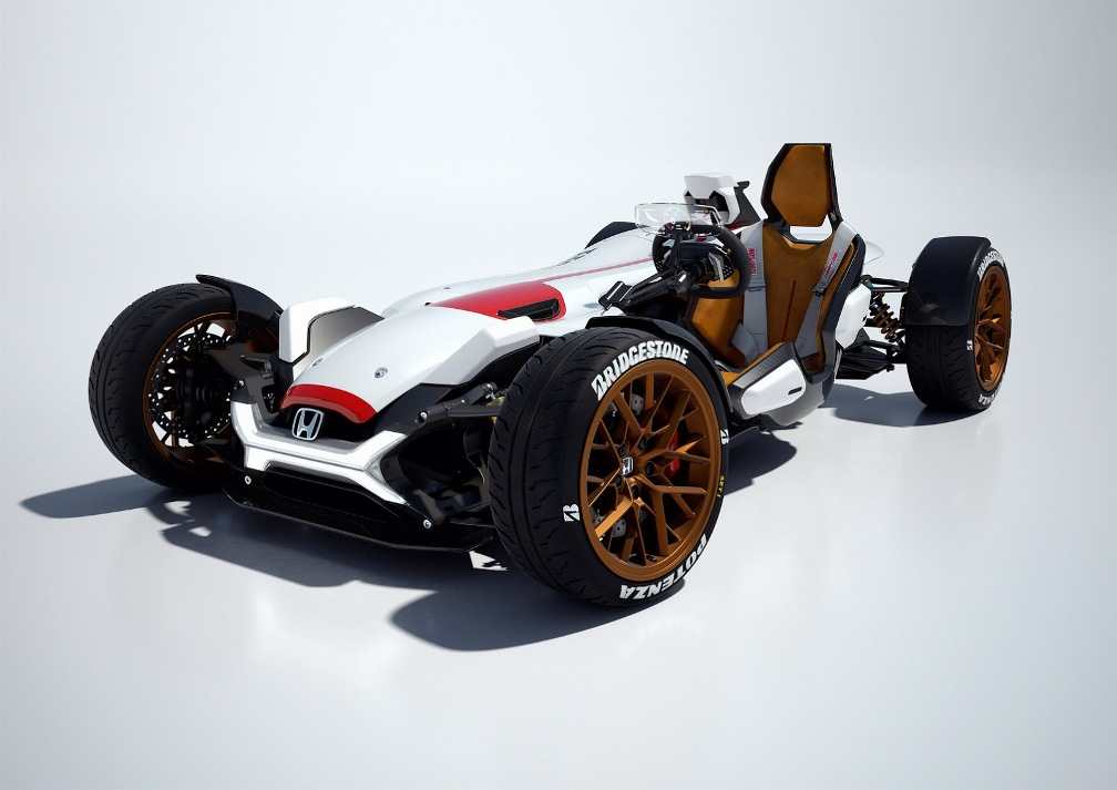 Honda Concepts Project 2&4