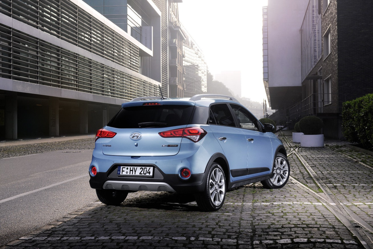 Hyundai i20 Active is nieuwe compacte crossover