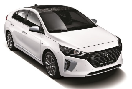 Hyundai Ioniq is officieel
