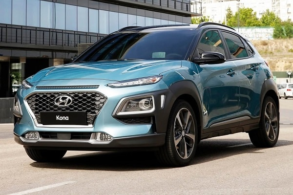 Hyundai Kona is hippe crossover uit Zuid-Korea