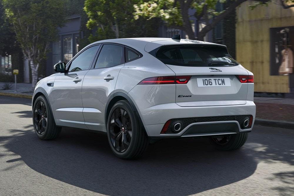Dit is de nieuwe Jaguar E-Pace (2021) - nieuws Autotijd.be