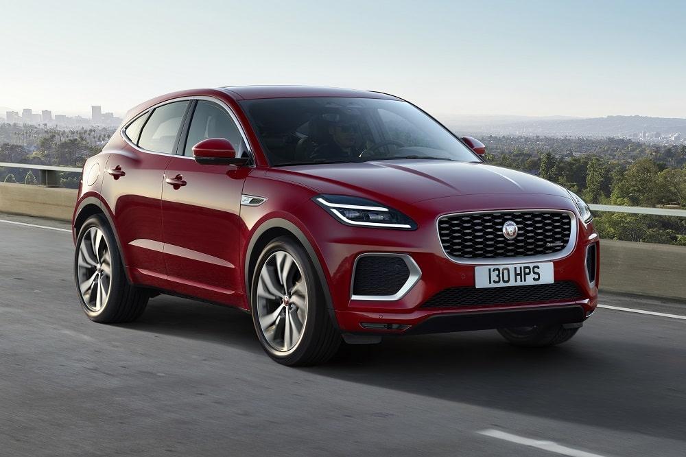 Jaguar E-Pace prijs 2021 - Autotijd.be