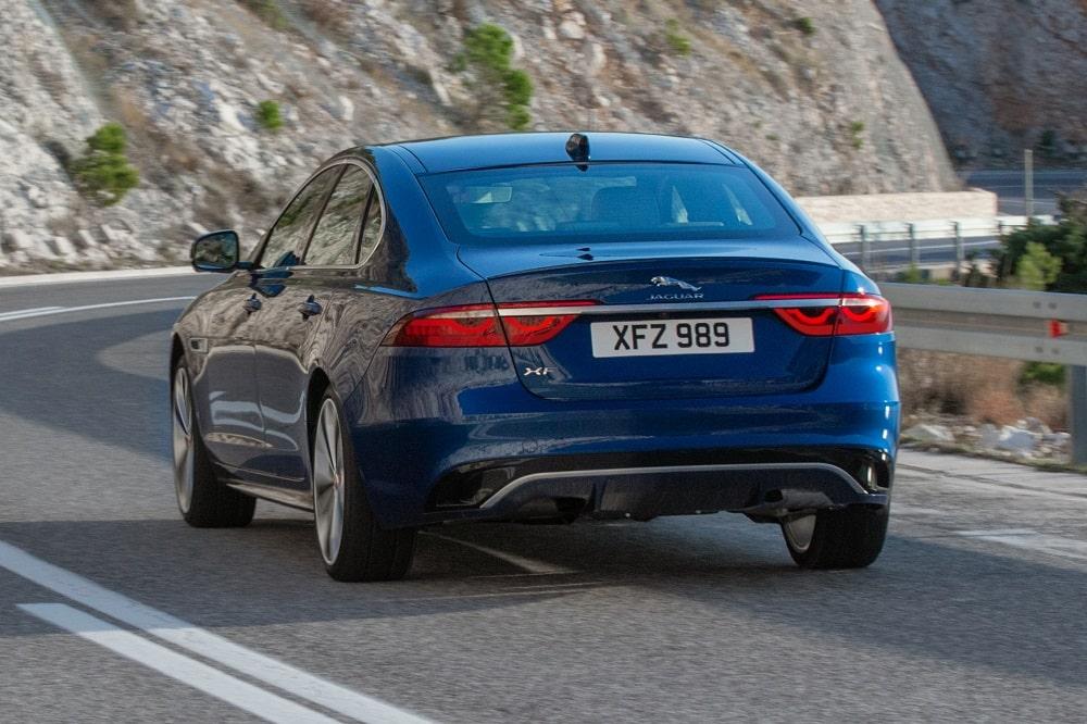 Jaguar XF Sedan prijs 2021 - Autotijd.be
