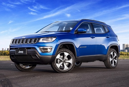 Nieuwe Jeep Compass officieel onthuld in Brazilië