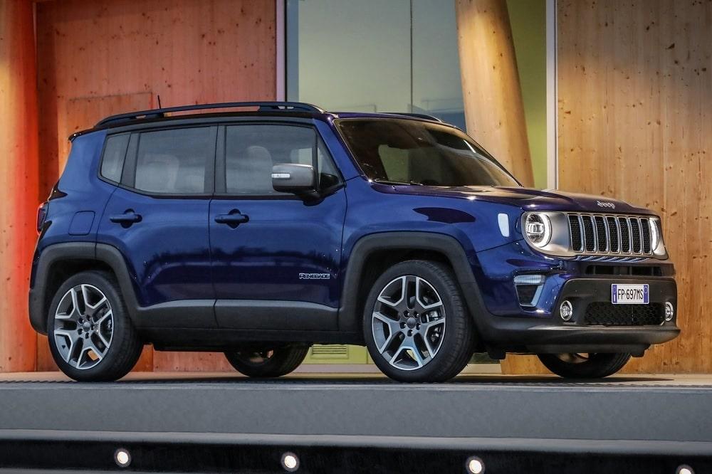 Jeep Renegade Prijs 2020 Autotijd Be