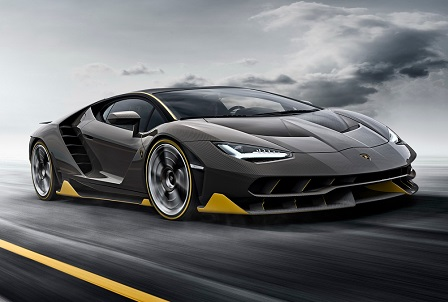 Gelimiteerde Lamborghini Centenario is officieel