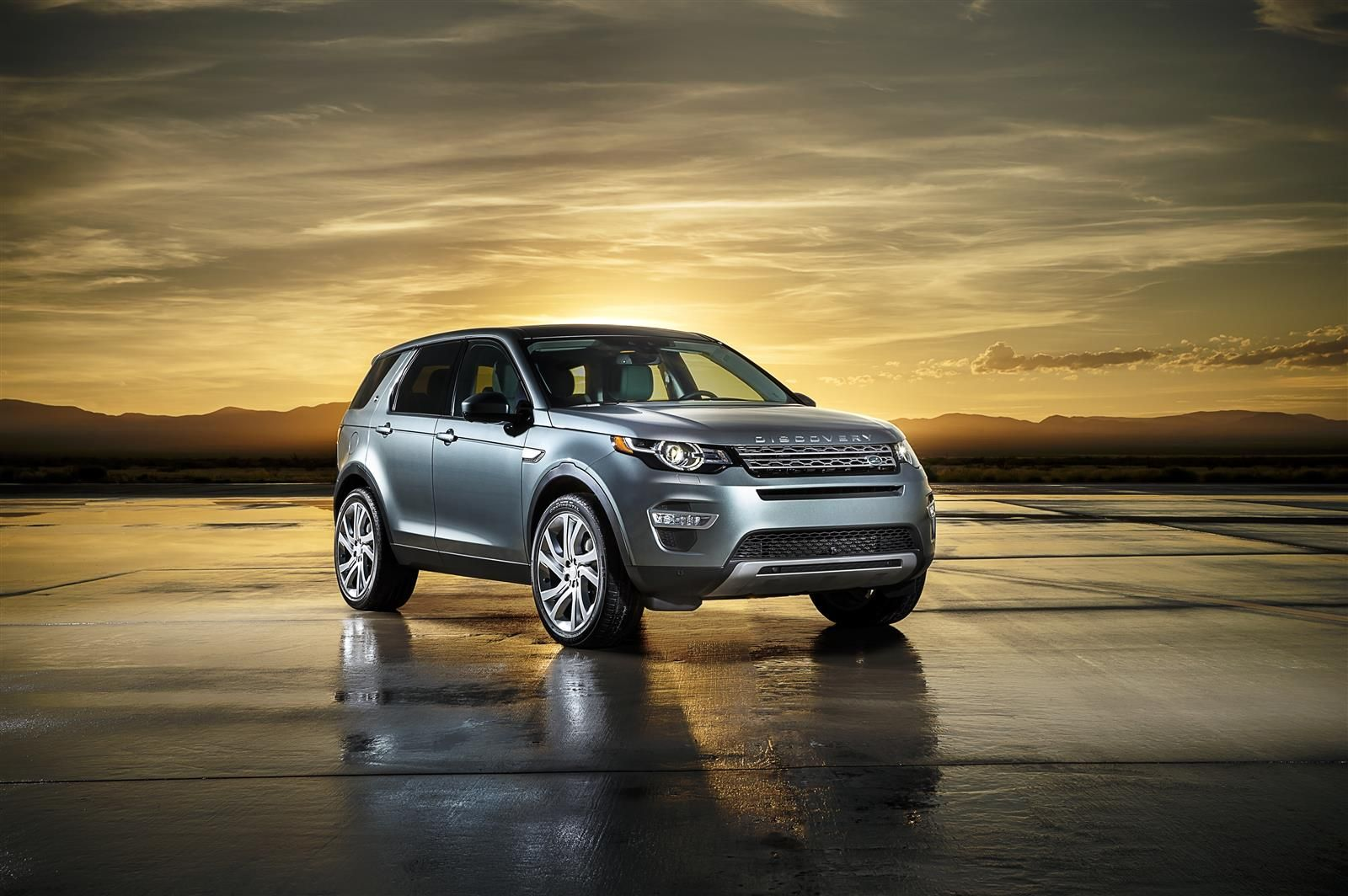 Land Rover Discovery Sport volgt Freelander op