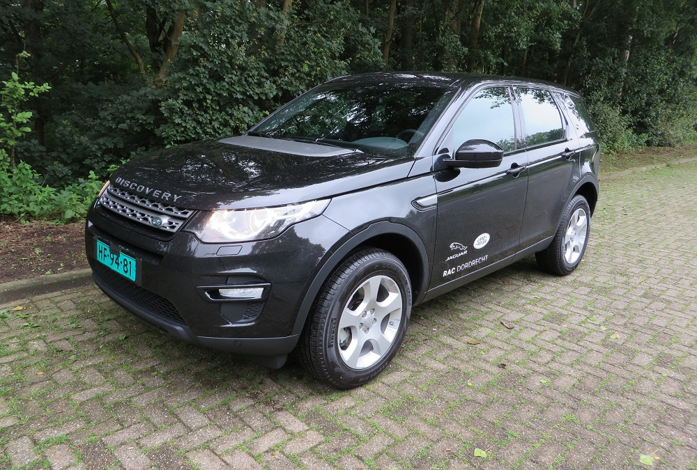 rijtest land rover discovery sport 2 0 ed4 2wd pure. Black Bedroom Furniture Sets. Home Design Ideas