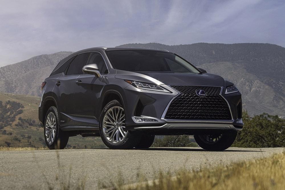 foto's lexus rx facelift 2019  autotijdbe