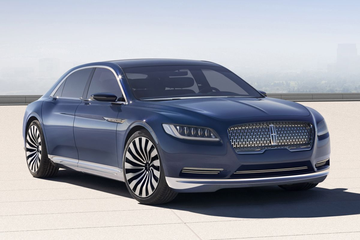 Lincoln Concepts Continental