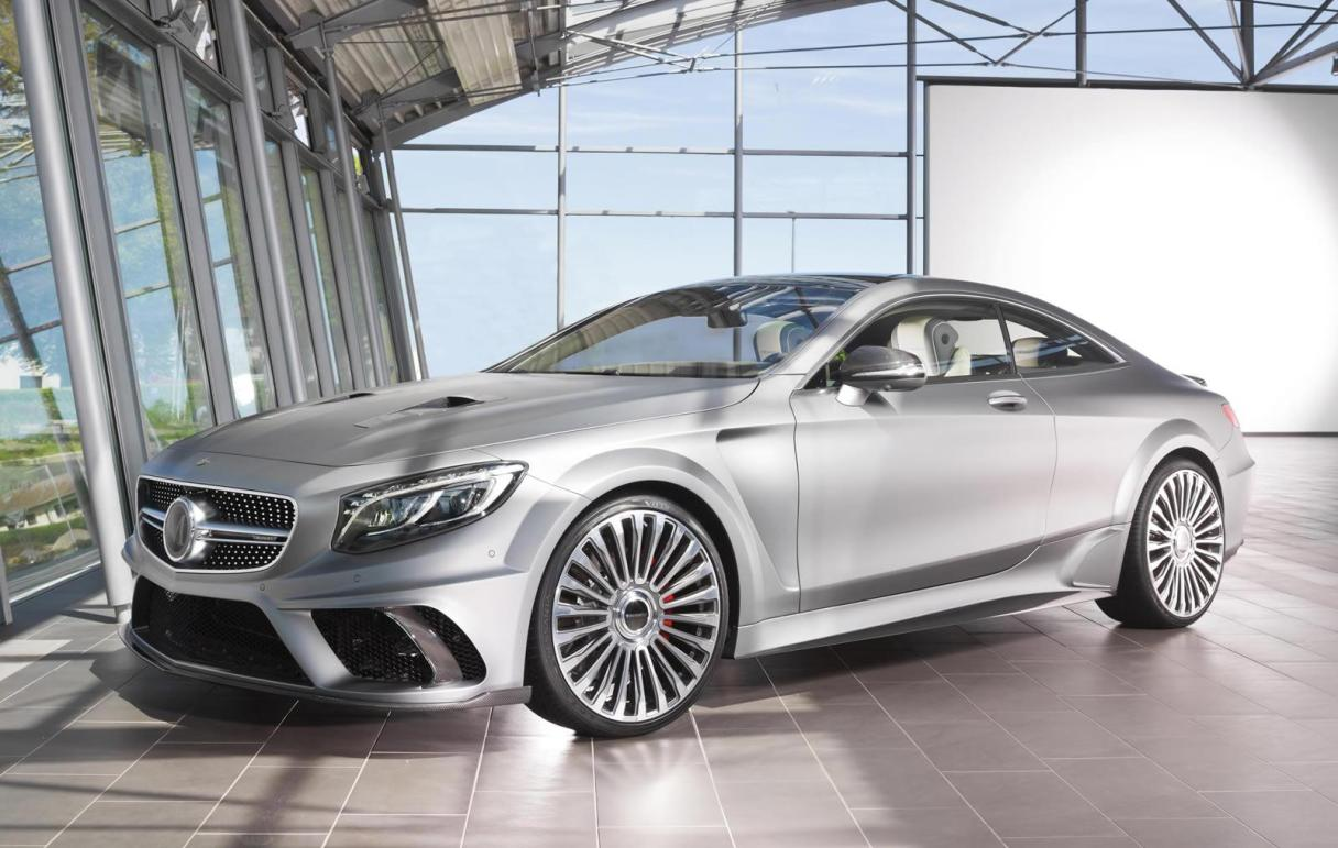 Mansory Mercedes S63 AMG Coupe