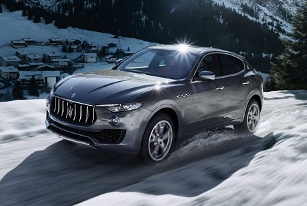 Maserati Levante is officieel