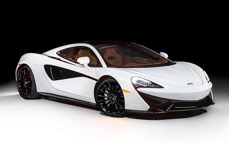 Mclaren toont 570GT by MSO Concept in Pebble Beach
