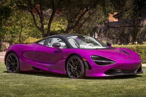 Klant is koning: McLaren Special Operations onthult fuchsia 720S