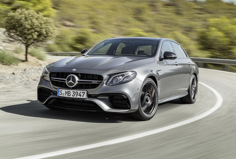 Mercedes E Klasse Berline Versies Nieuws En Foto S Autotijd Be