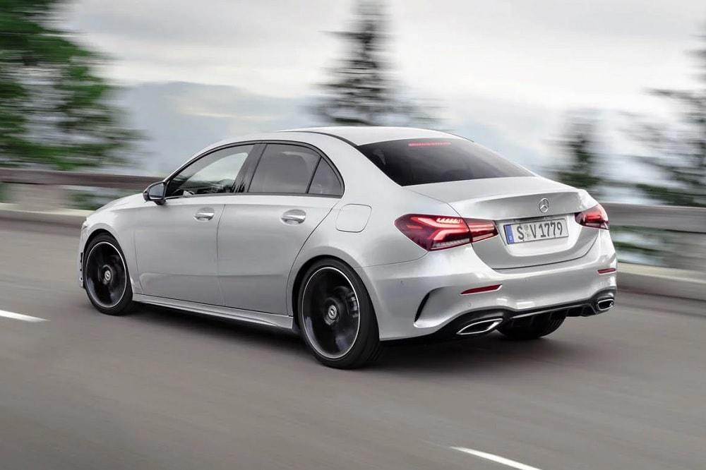 Mercedes Onthult Nieuwe A Klasse Berline Nieuws 2018 Autotijd Be