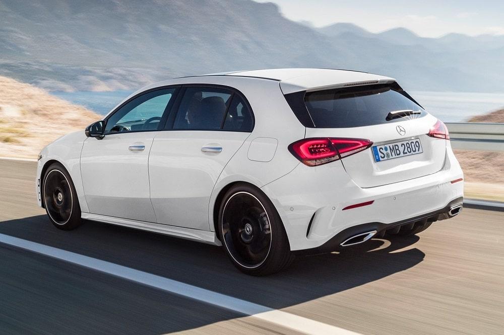 Mercedes A-Klasse prijs 2021 - Autotijd.be