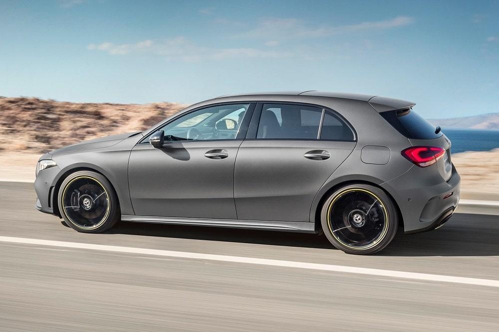 Mercedes A-Klasse afmetingen 2021 - Autotijd.be