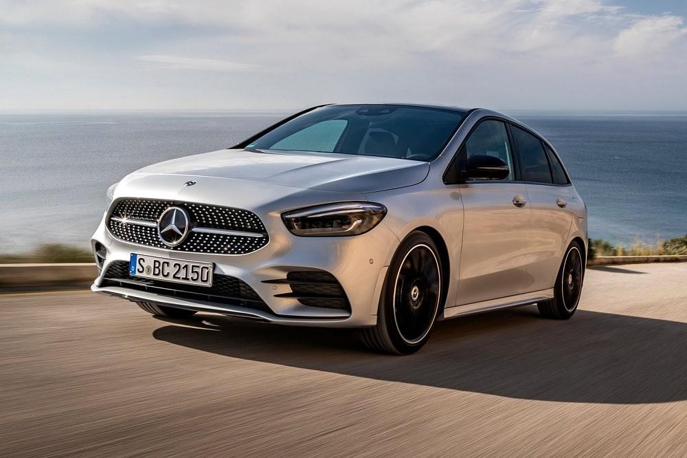 Mercedes B-Klasse prijs Nederland 2021 - Autotijd.be