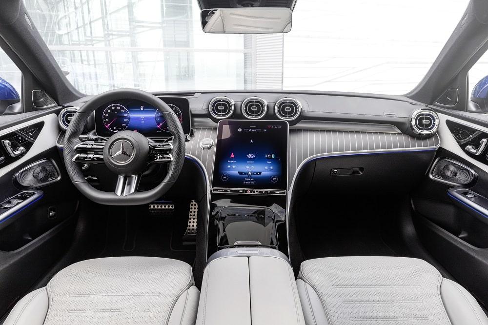 Dit is de nieuwe Mercedes C-Klasse Break (2021) - nieuws ...