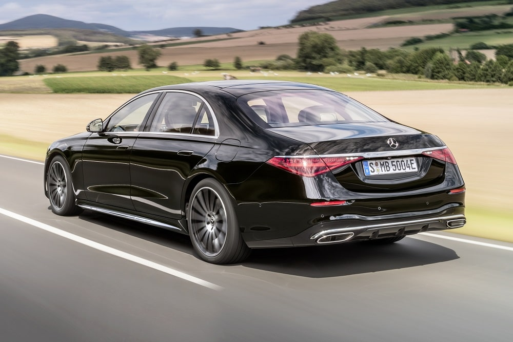 Specificaties Mercedes S-Klasse 2021 S 450 4MATIC 367 pk ...