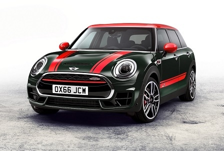 Officieel: MINI Clubman John Cooper Works