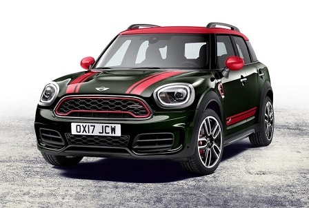 Nieuwe MINI Countryman John Cooper Works is 231 pk sterke crossover