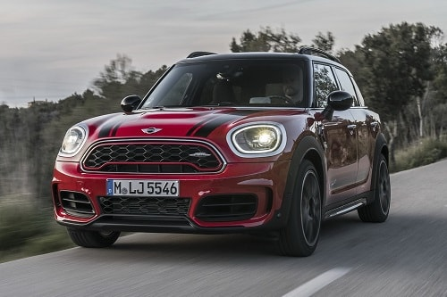 MINI Countryman John Cooper Works beleeft wereldpremière in Shanghai