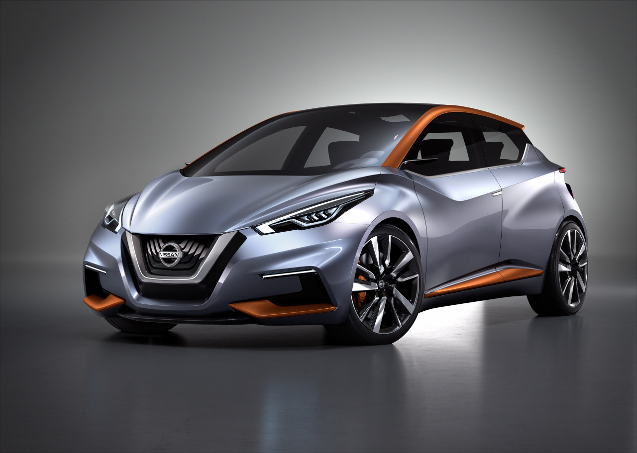 Nissan Concepts Sway