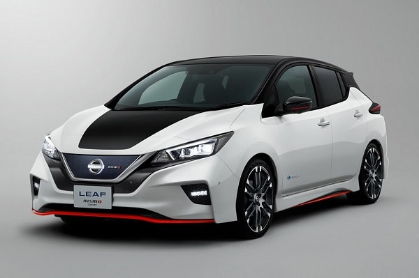 Nissan Concepts Leaf Nismo