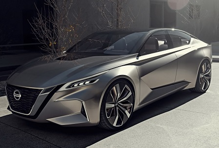 Nissan Concepts Vmotion 20