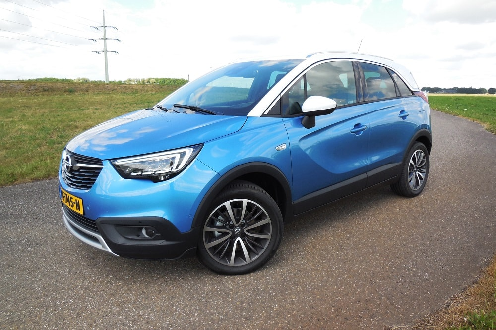 Fotos Opel Crossland X Rijtest 12 Turbo Innovation