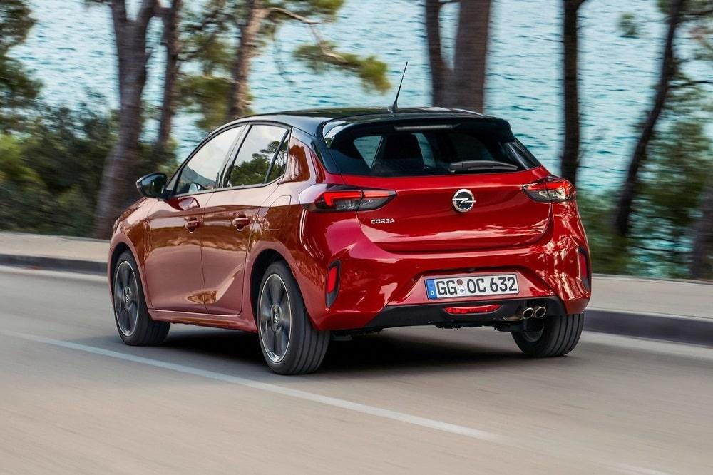 Prijs Opel Corsa 2021: vanaf 17.095 euro - Autotijd.be